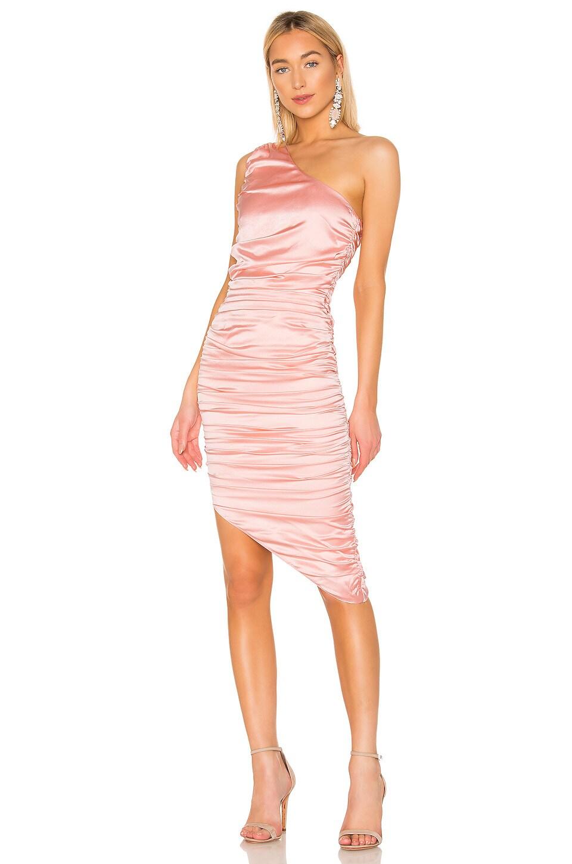 Retroféte Dresses RETROFETE PIPER DRESS IN PINK.