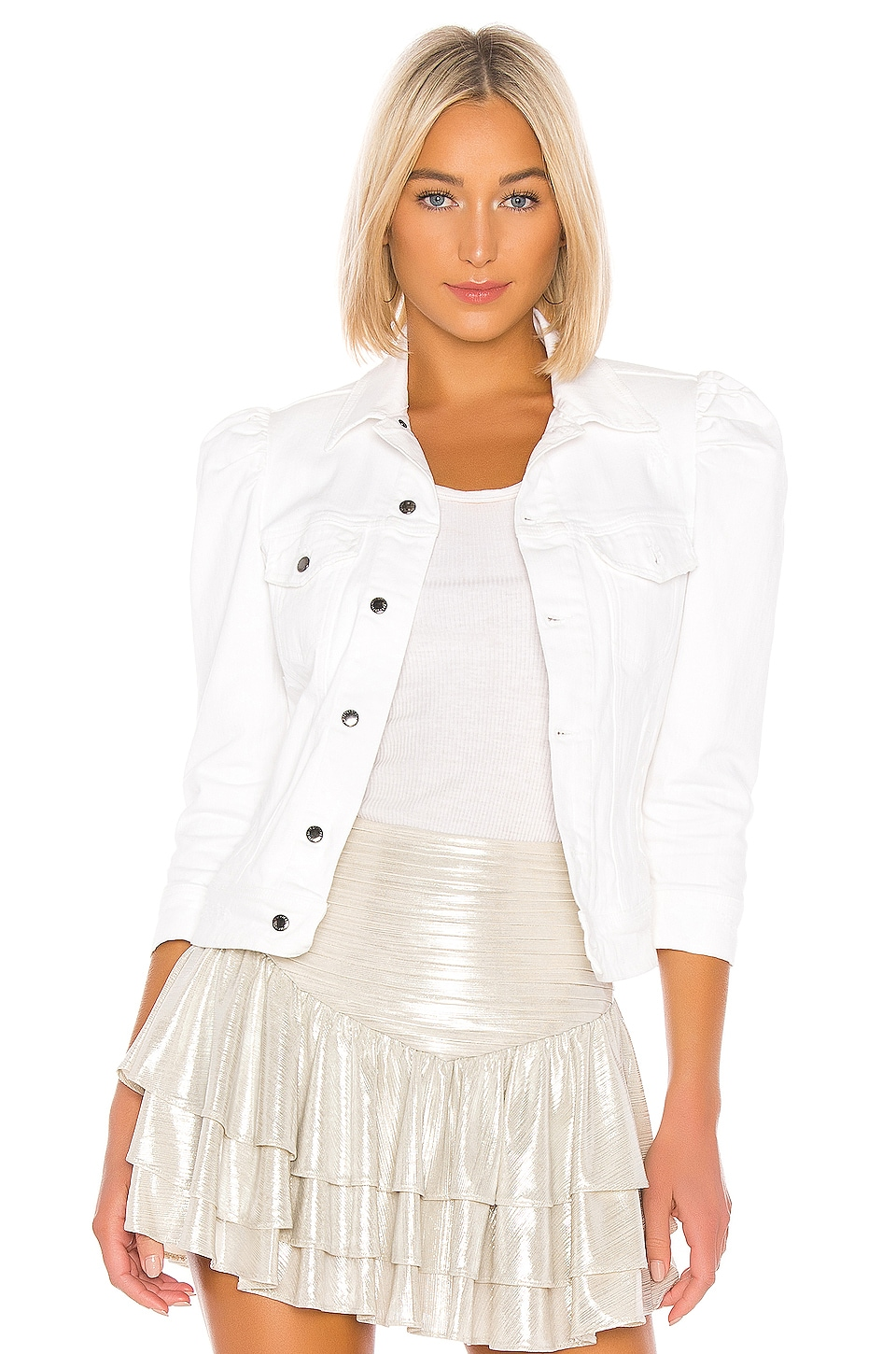 retrofete Ada Jacket in White