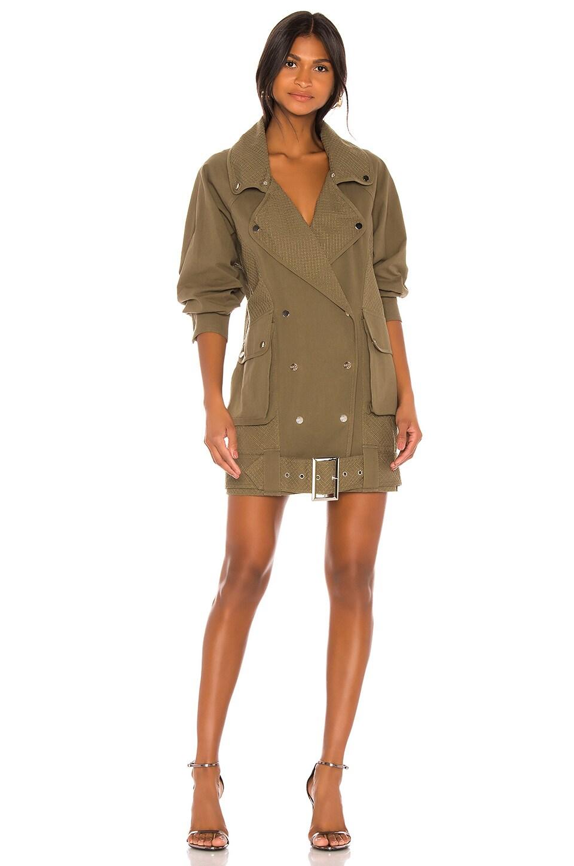 retrofete Jane Jacket in Army Green