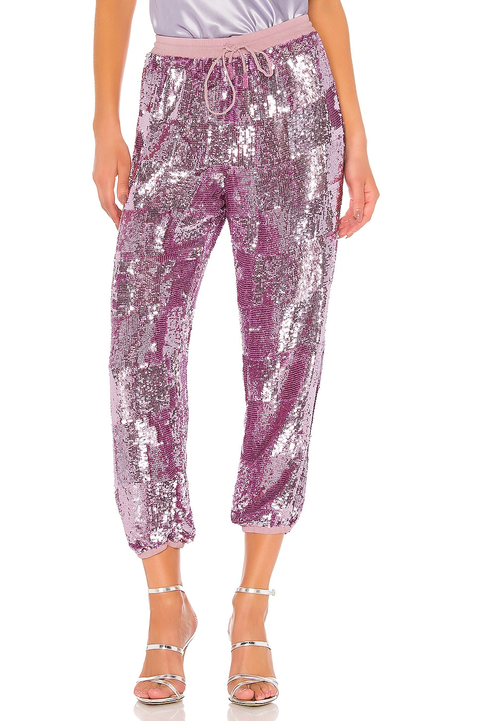 retrofete Stacia Joggers in Lilac