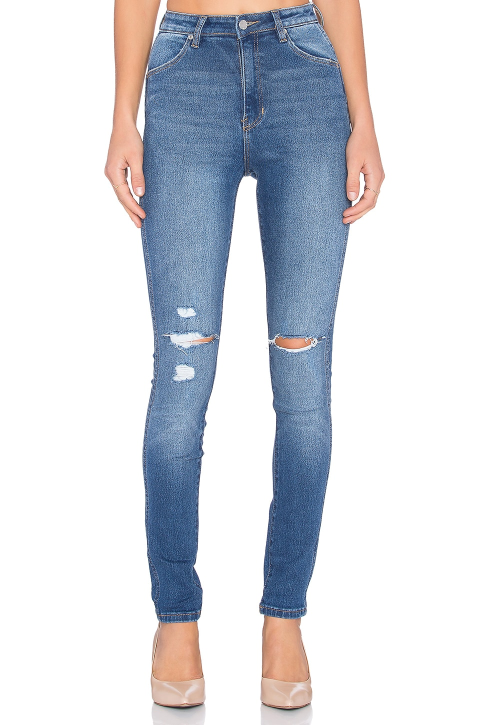 East Coast Distressed Skinny