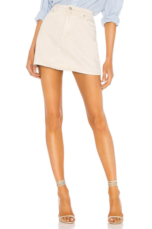 ROLLA'S Claudia Skirt in Cream