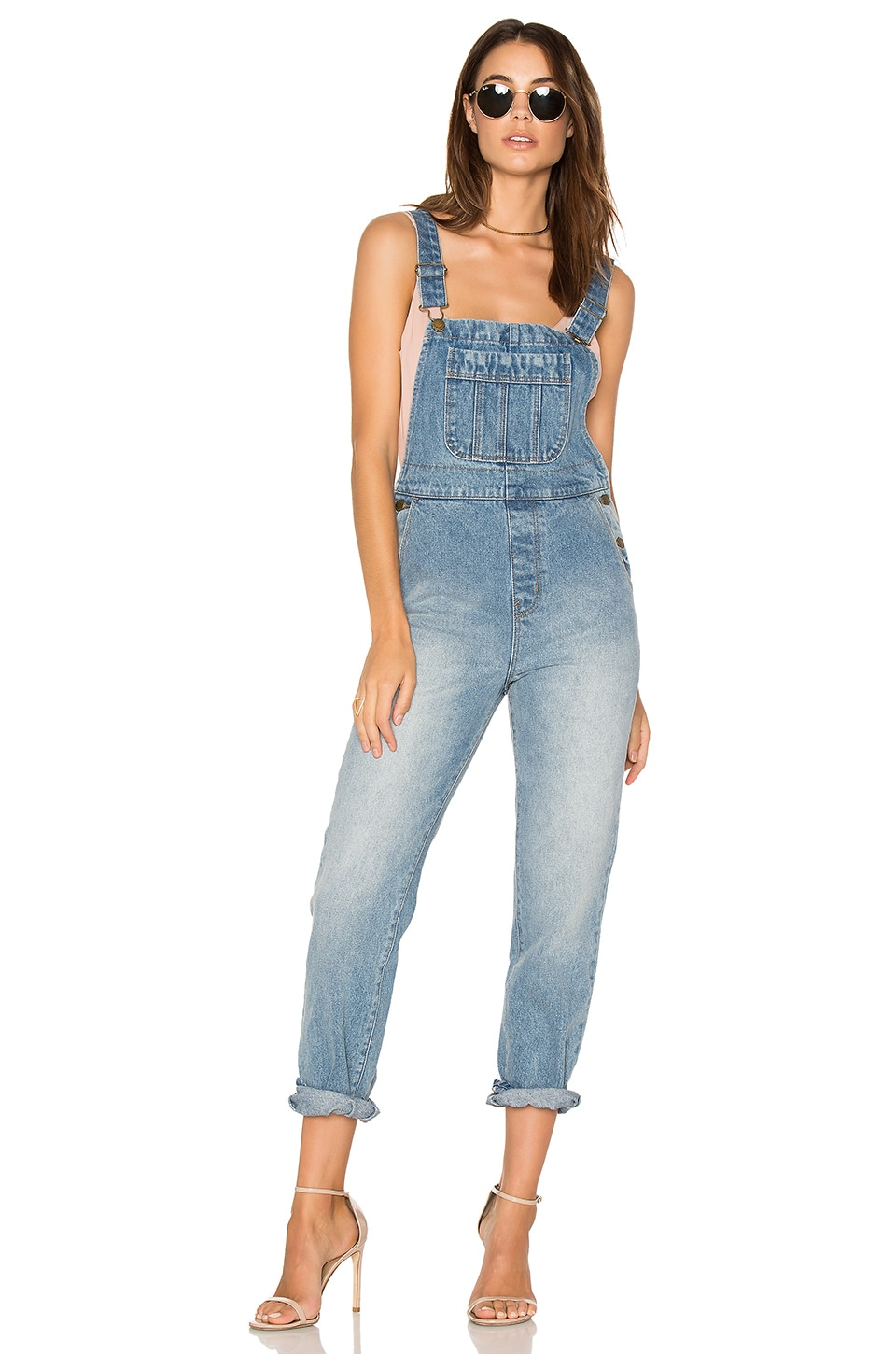 ROLLA'S Utility Overalls in Trade Blue