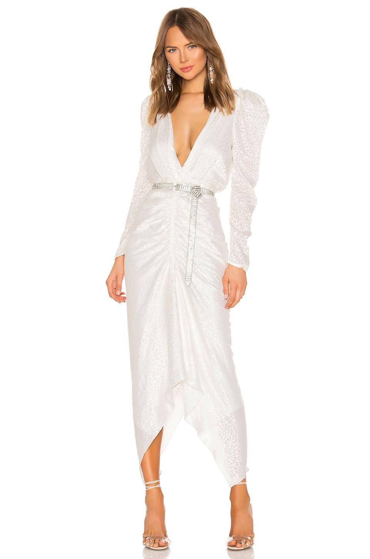 Ronny Kobo Dresses RONNY KOBO ASTRID DRESS IN WHITE.