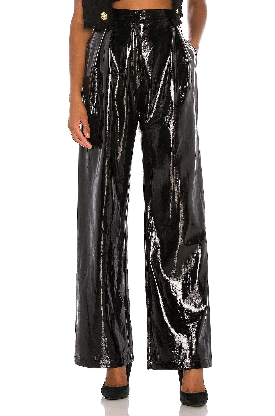 Ronny Kobo Dina Pant in Black