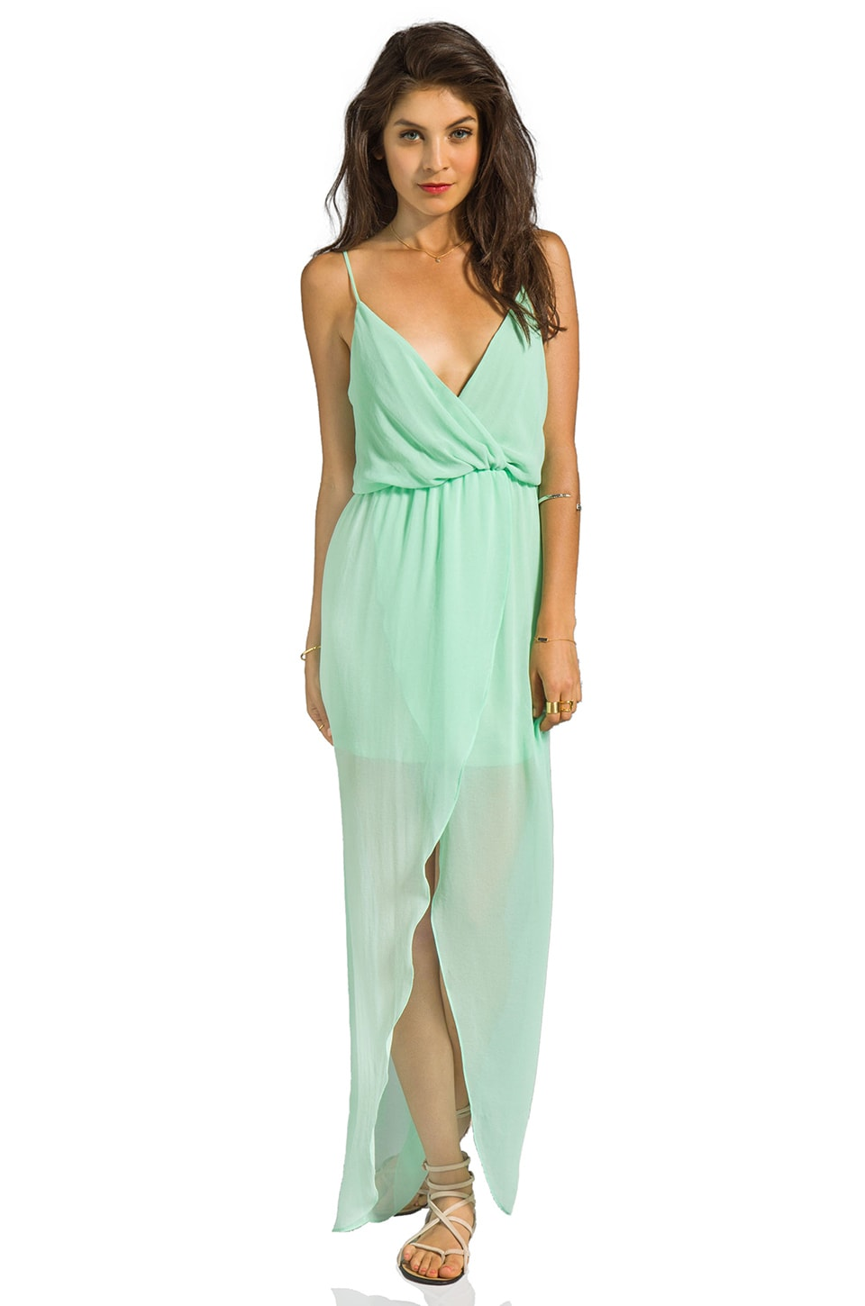 Rory Beca Jones Dress in Mint