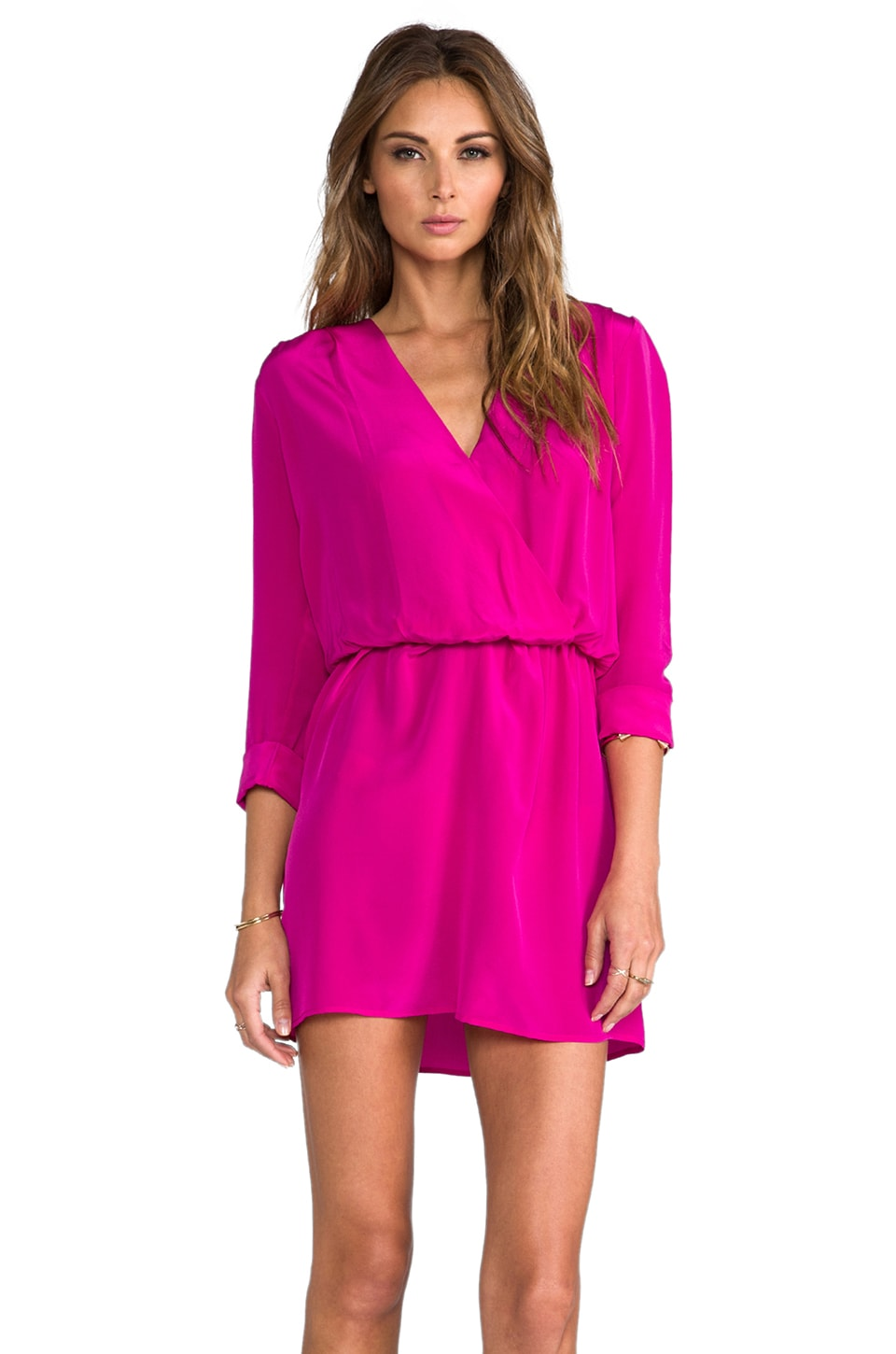 Rory Beca Lenny Wrap Dress in Lollipop