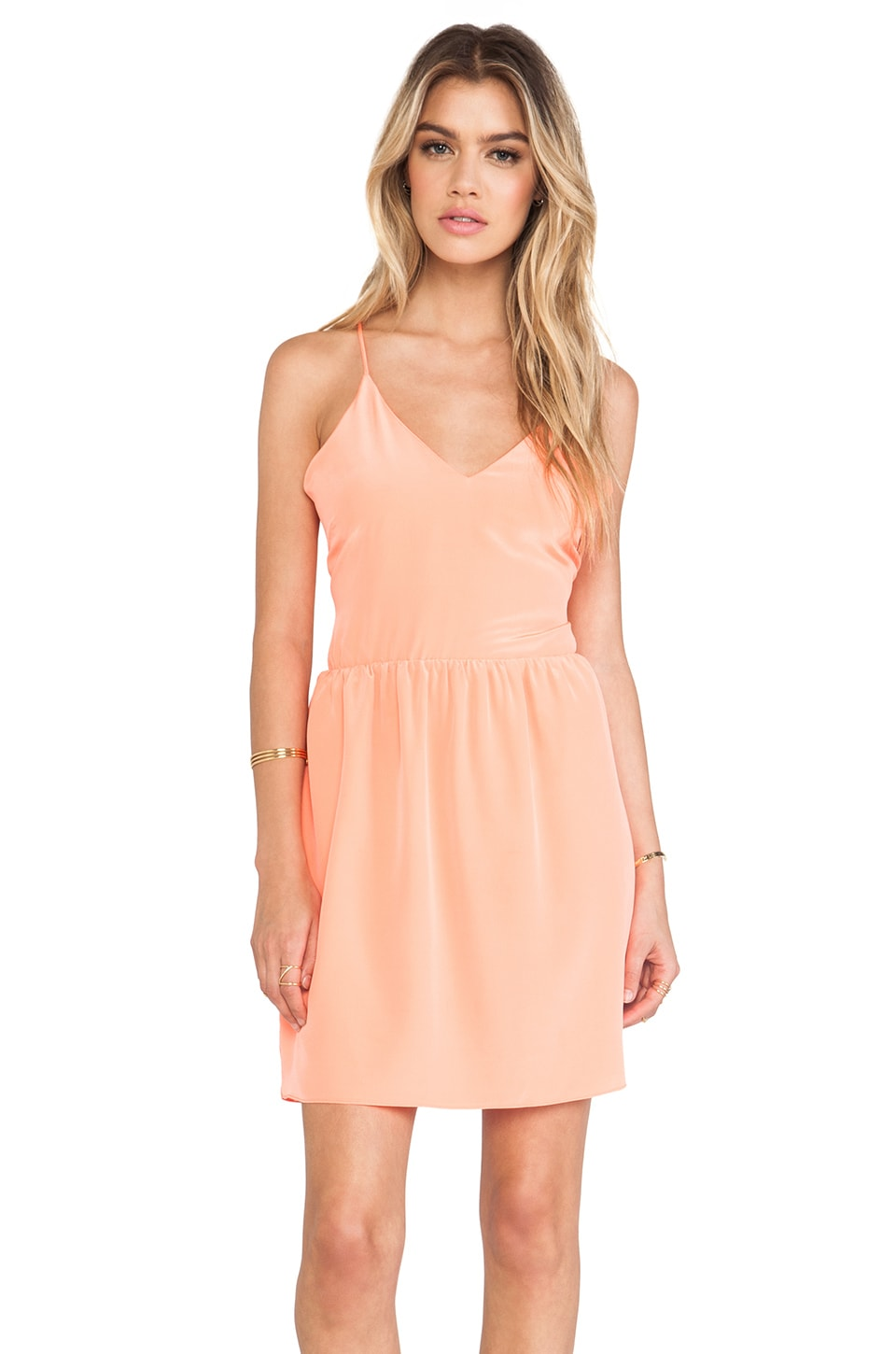 Rory Beca Bell Cut Out Dress in Fiesta