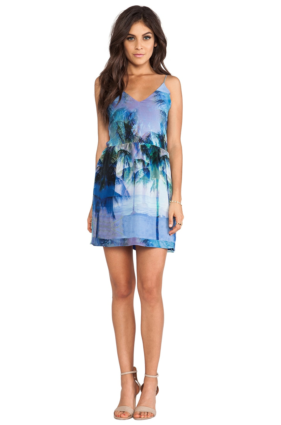 Rory Beca Bell Cut Out Dress in Sugah