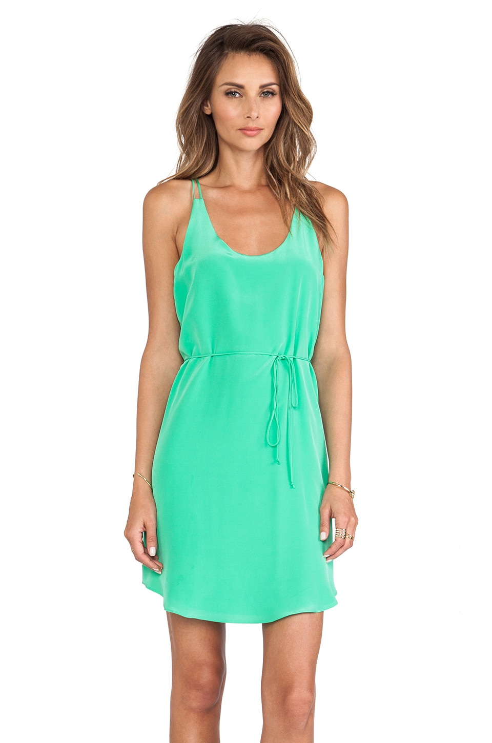 Rory Beca Minori Dress in Aloe