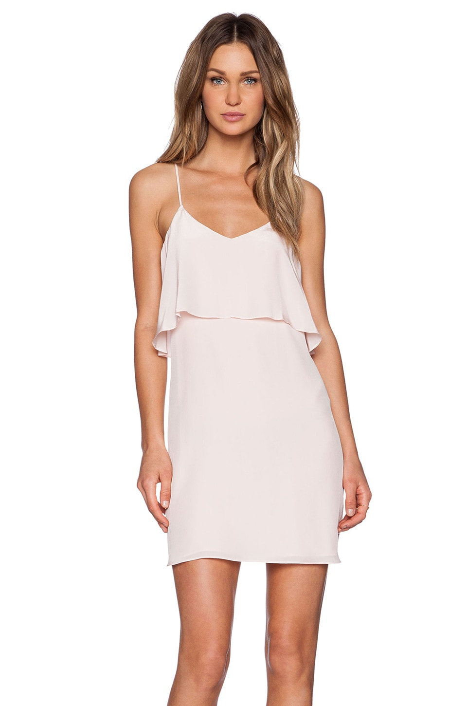 Rory Beca Fina Dress in Cameo Pink