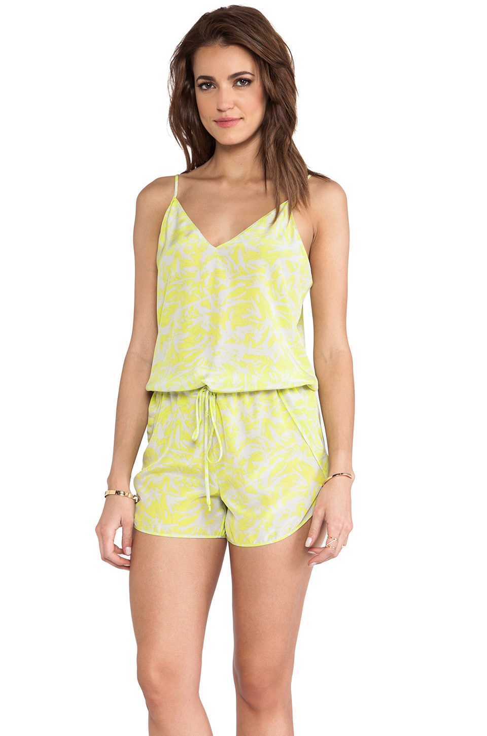Rory Beca Elson Romper in Fiona
