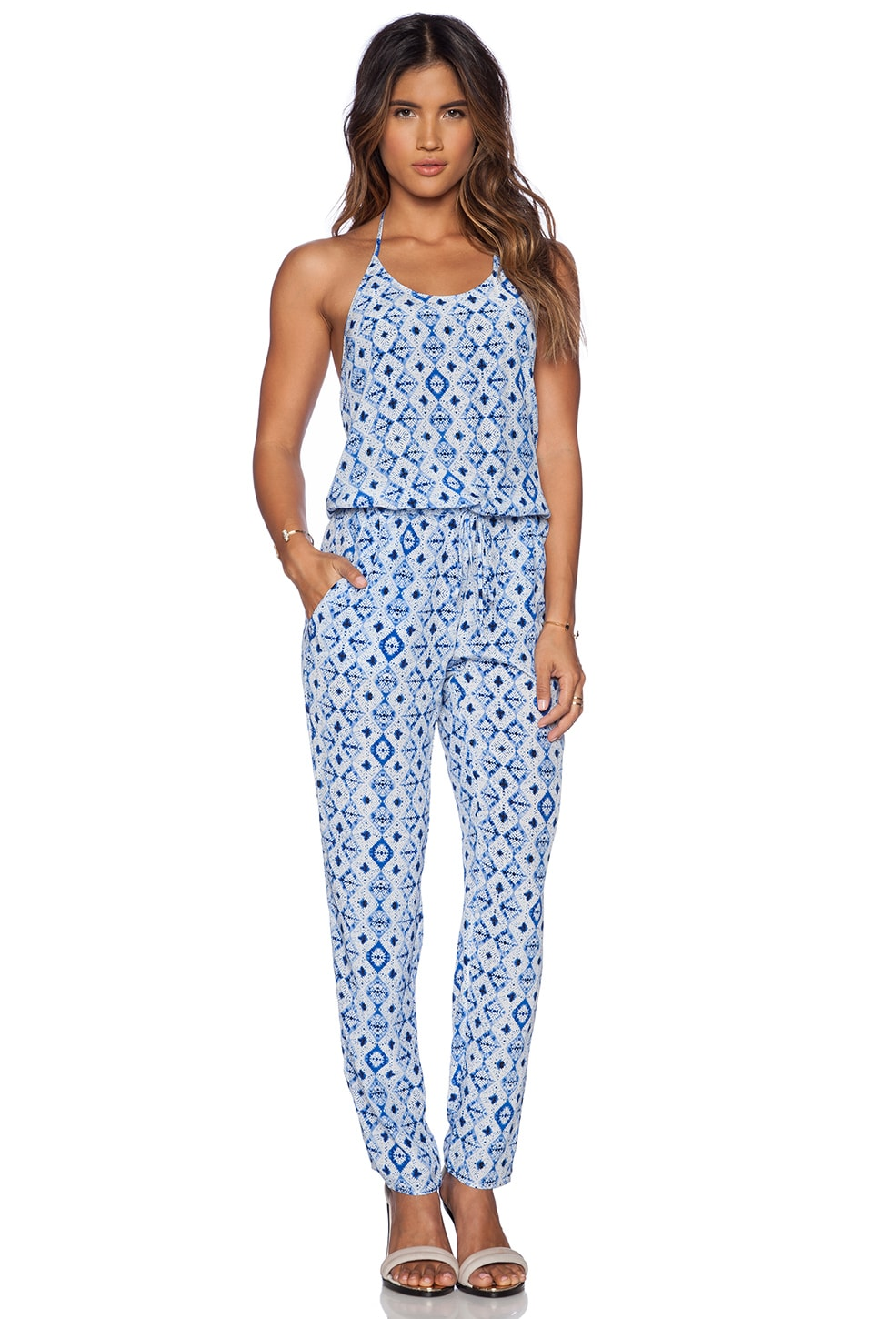 Rory Beca Ludo Jumpsuit in Aces