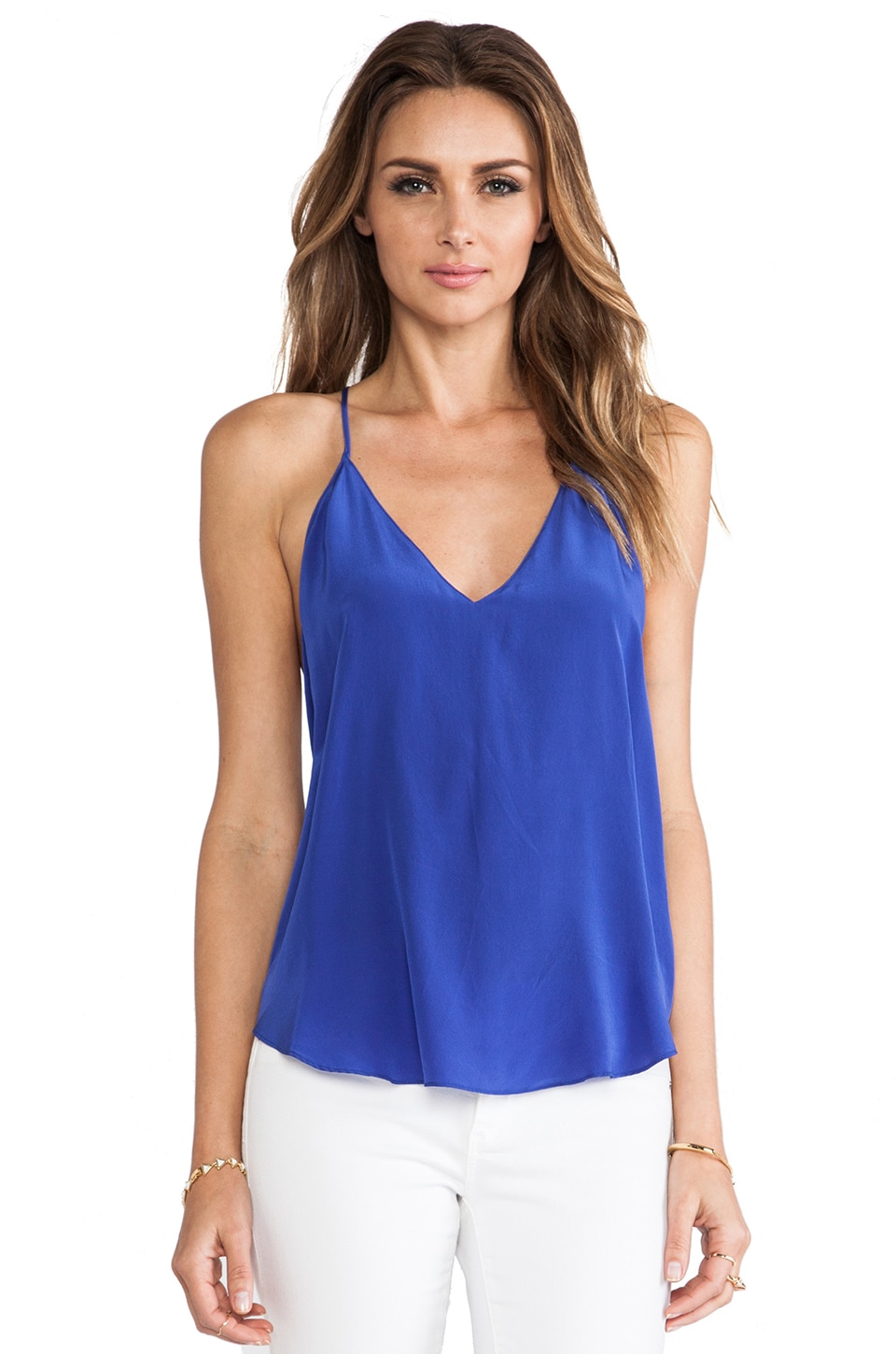 Rory Beca Alise Side Criss Cross Cami in Lucia