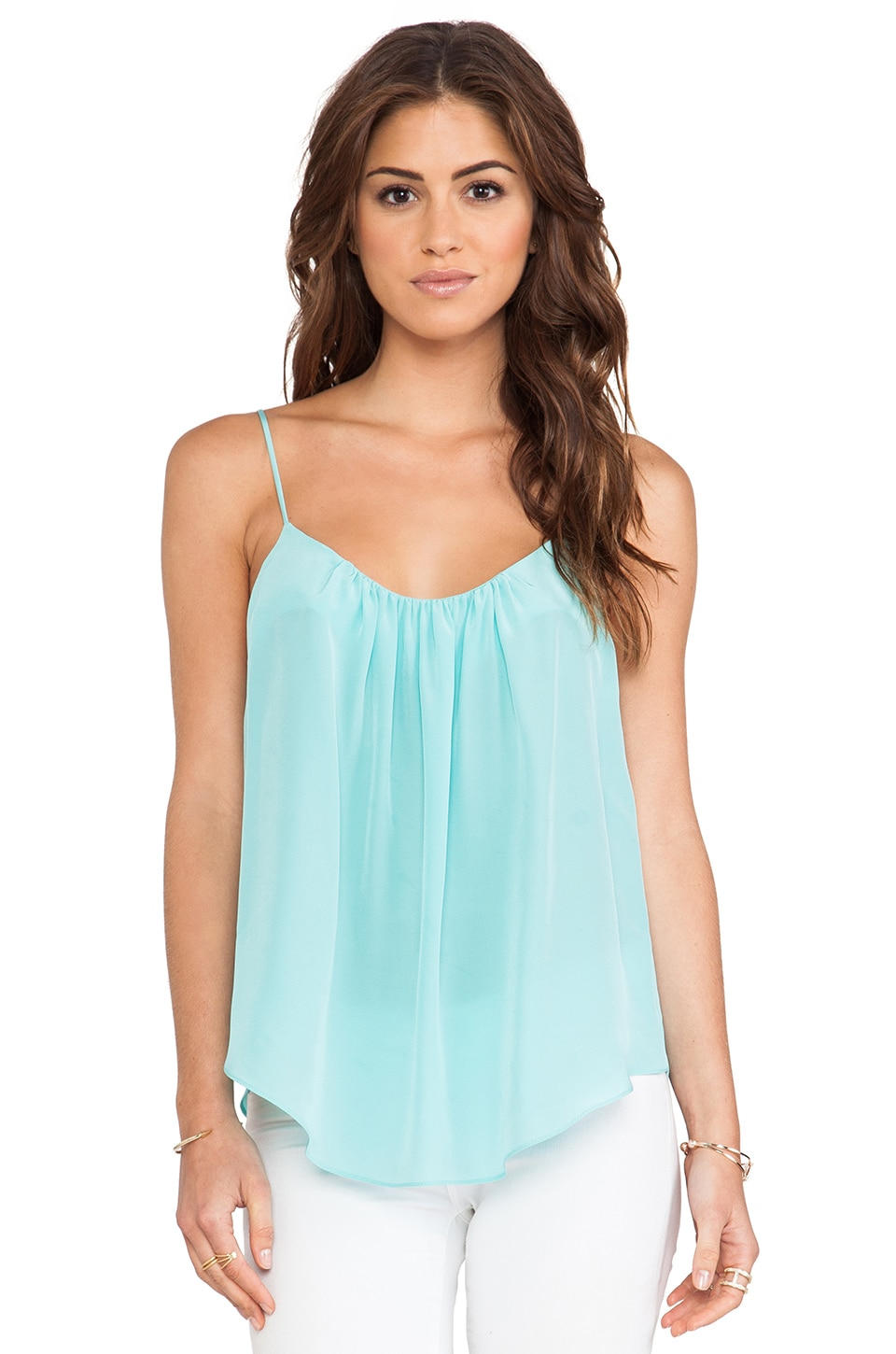 Rory Beca Valle Tank in Mermaid