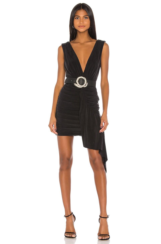 Rêve Riche Janela Dress in Black