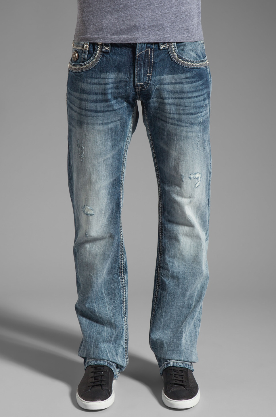 Rock Revival Tyson Bootcut in B6