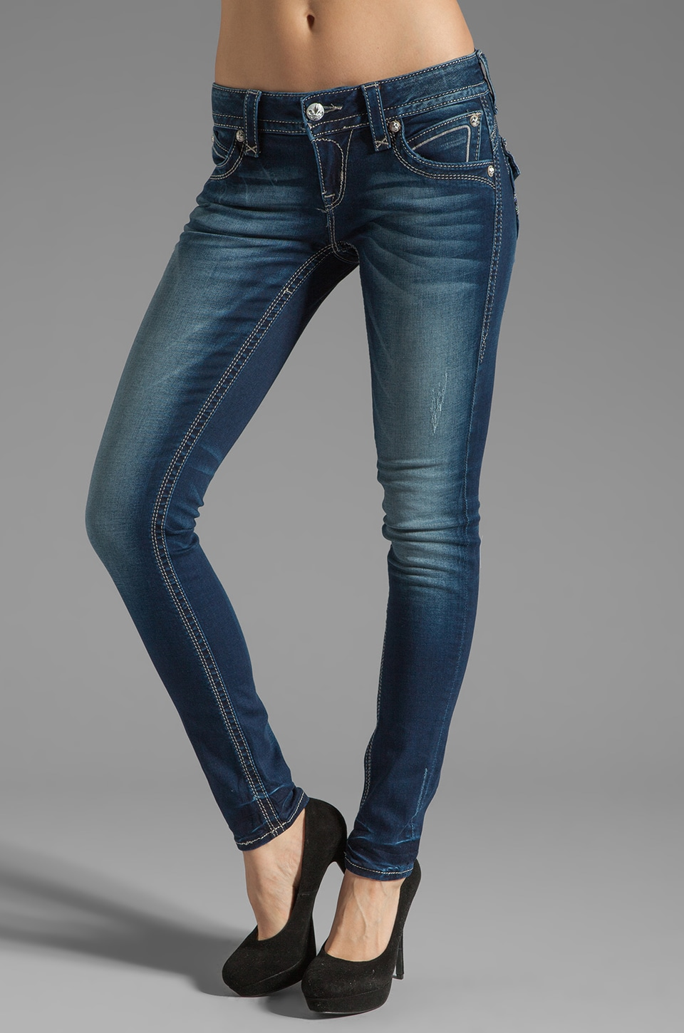 Rock Revival Heather Skinny in S27