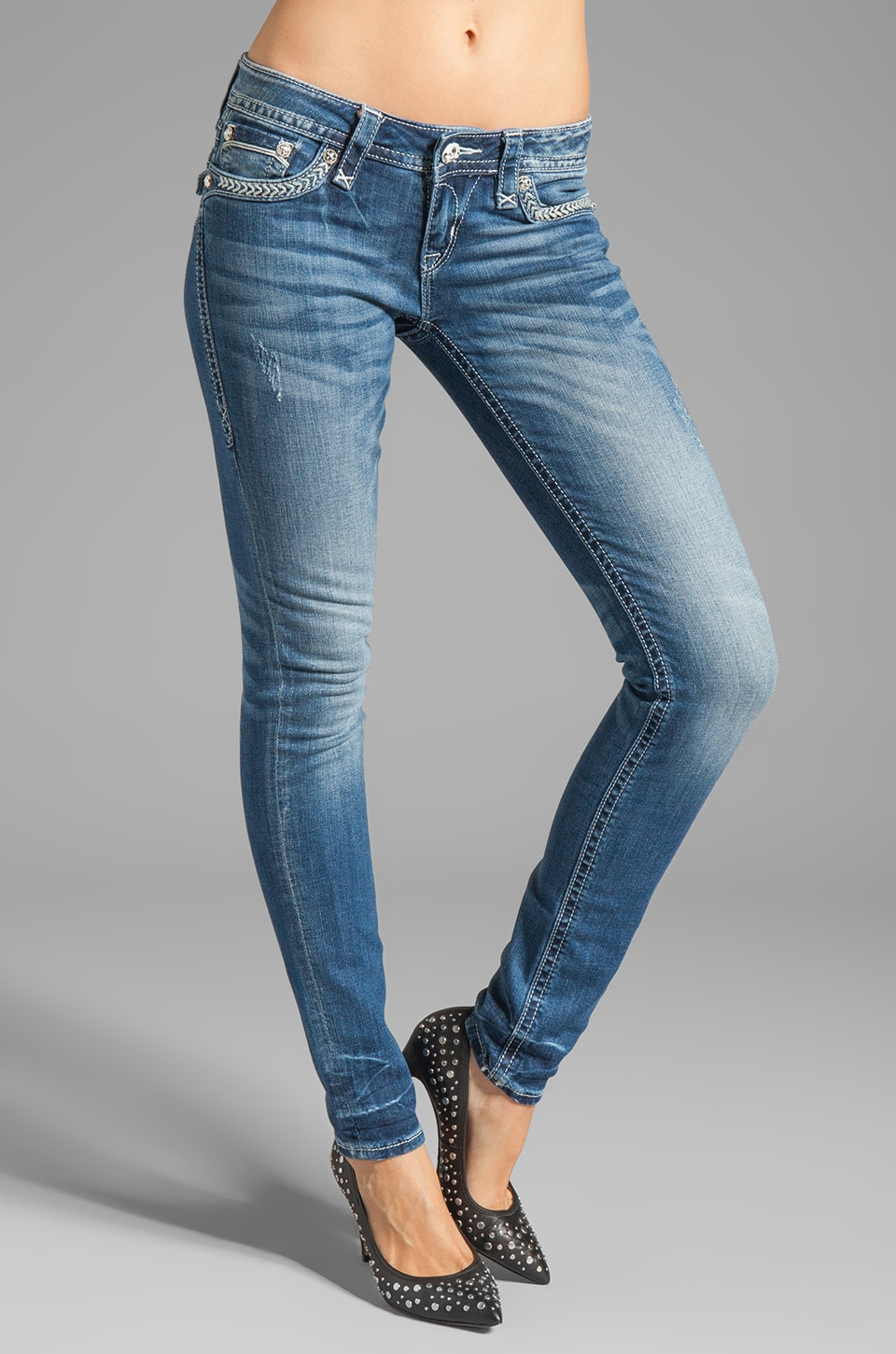 Rock Revival Etty Ankle Skinny in S12