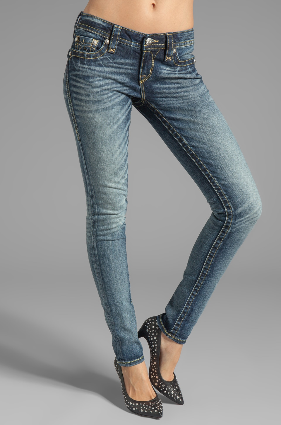 Rock Revival Jessica Skinny in S8