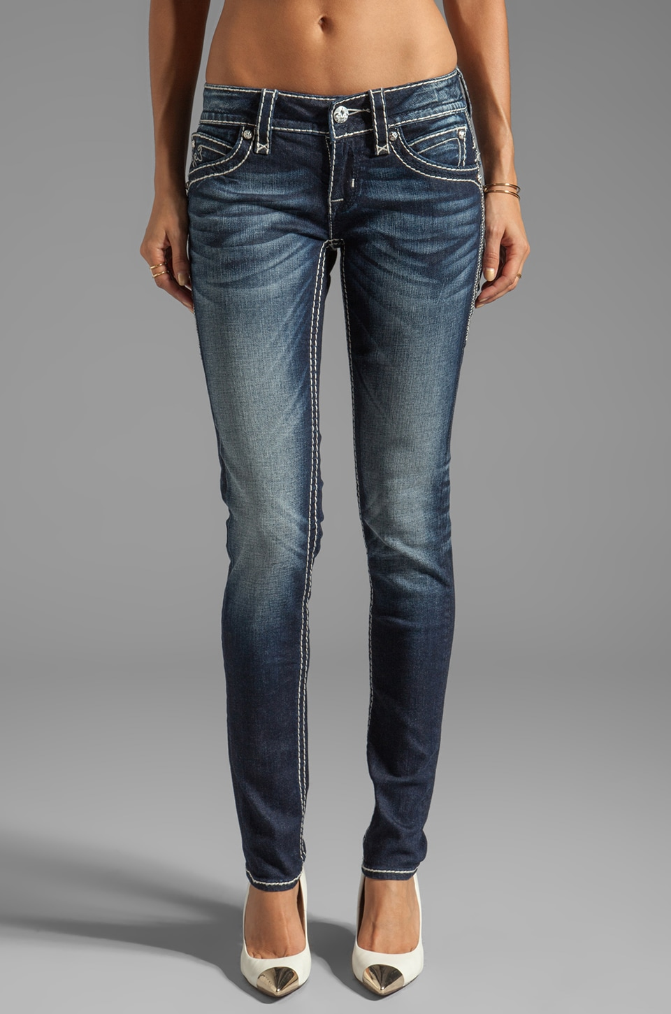 Rock Revival Heather Skinny in S28
