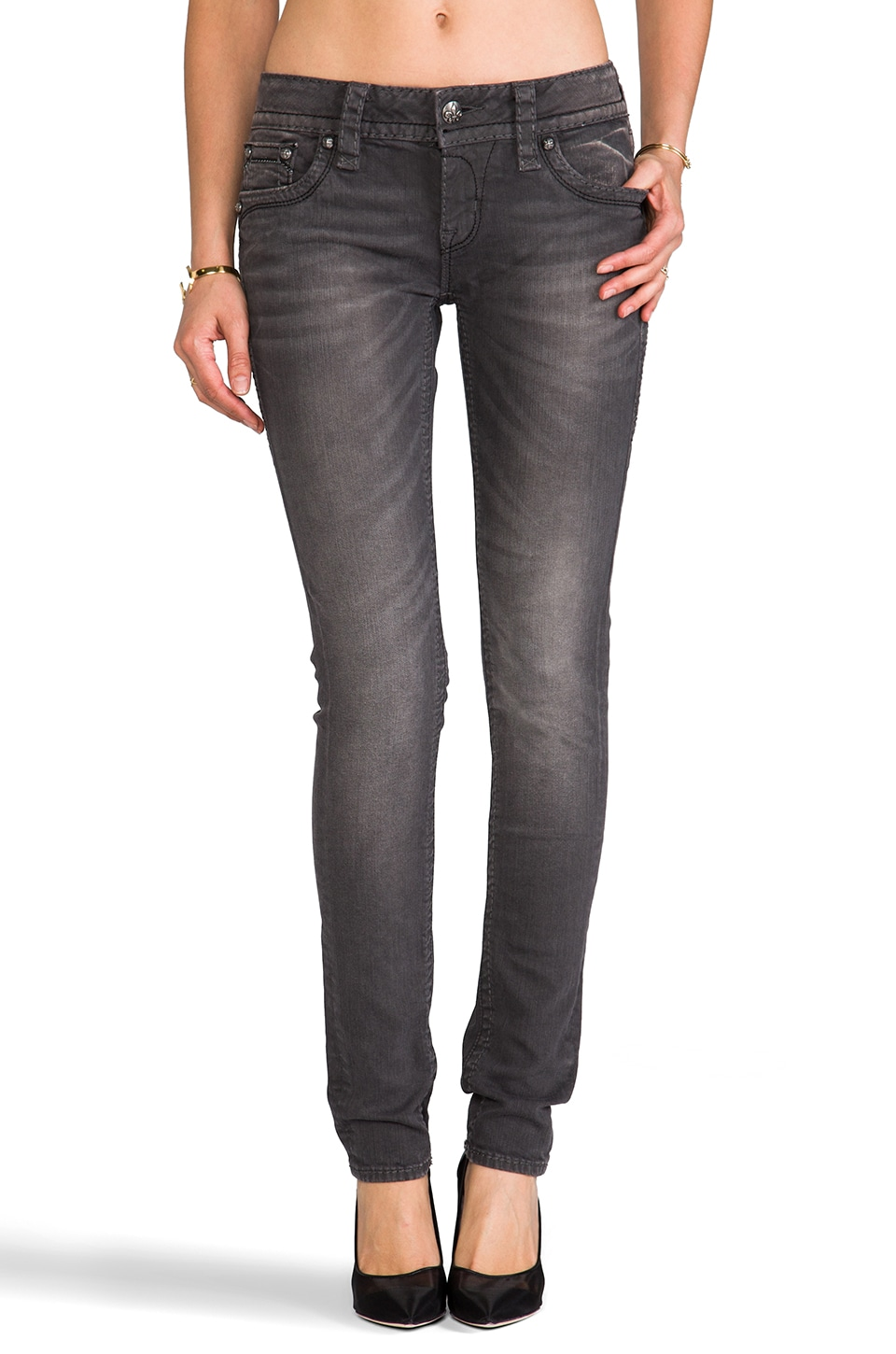 Rock Revival Celine Skinny in S49