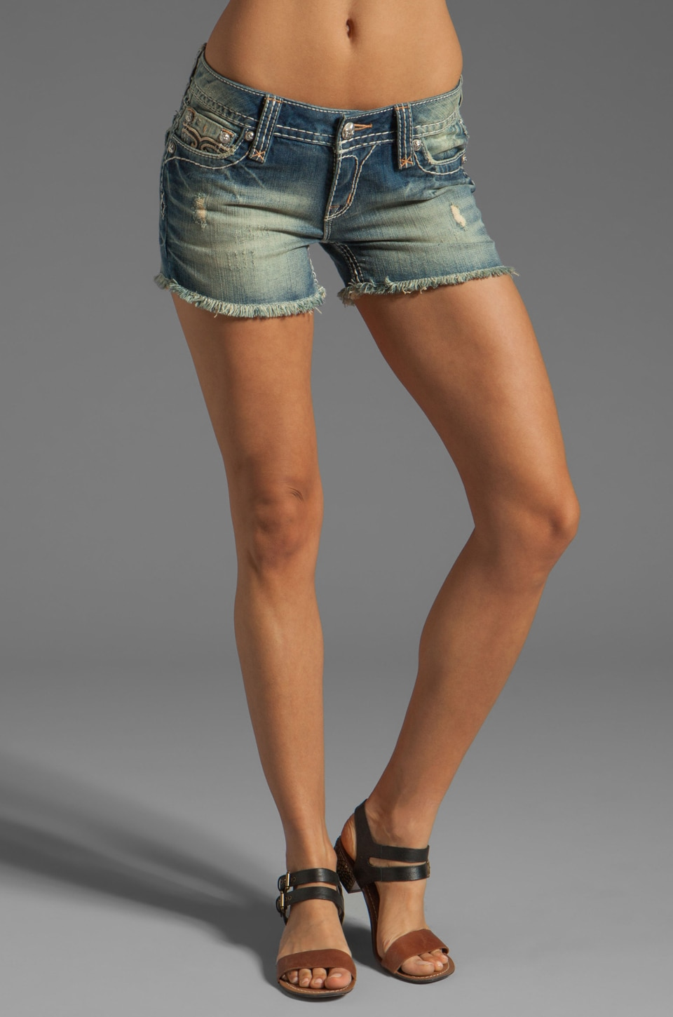 Rock Revival Allegra Short in H3