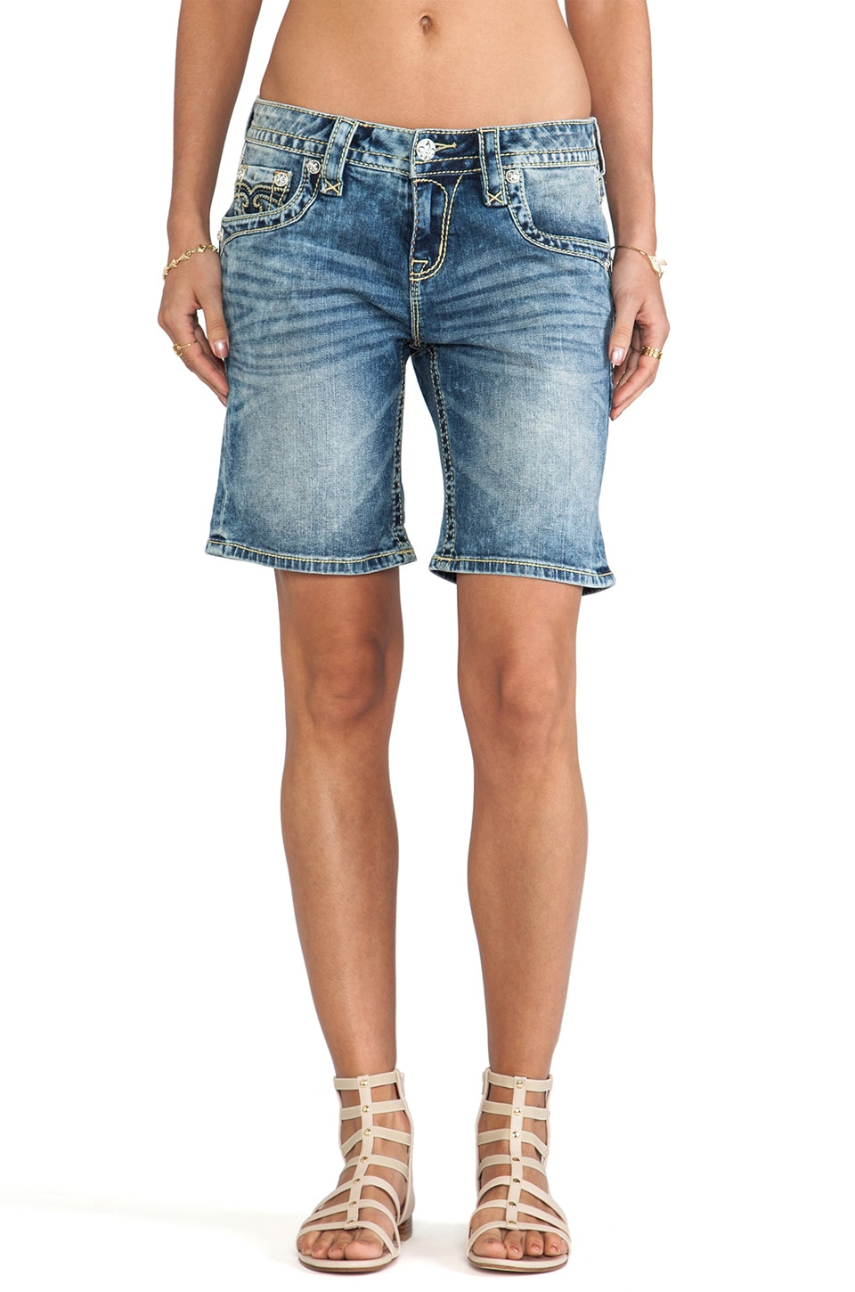 Rock Revival Jodie Easy Short in RH