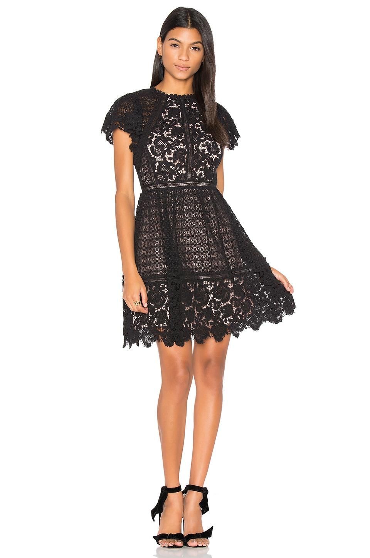 Lace Mix Dress by Rebecca Taylor