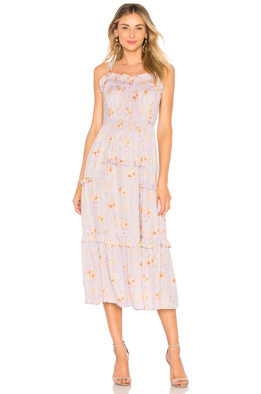 Rebecca Taylor Silks EMILIA TANK DRESS