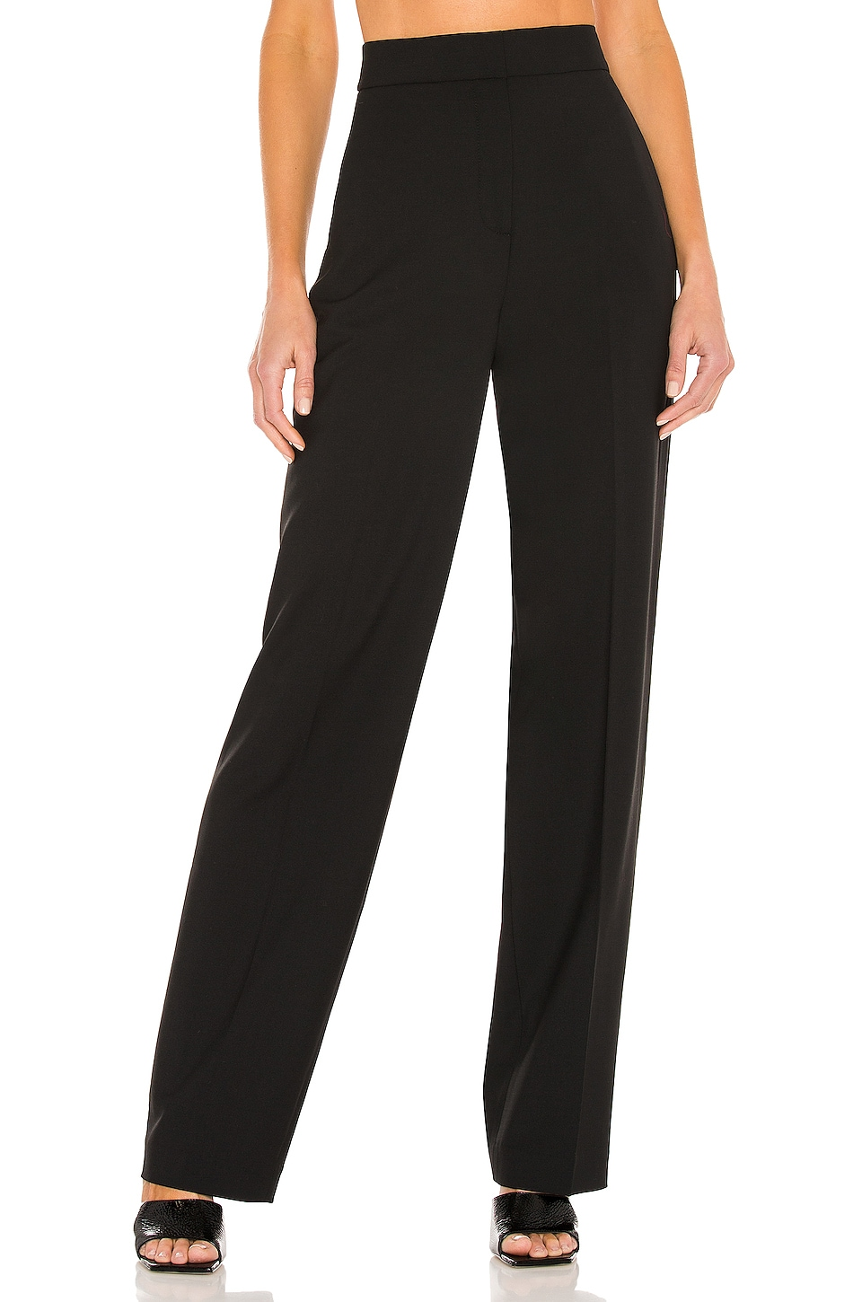 Rebecca Taylor Straight pants CAVALRY TWILL STRAIGHT PANT