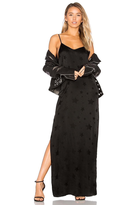 Marlene Star Print Slip Dress by RtA