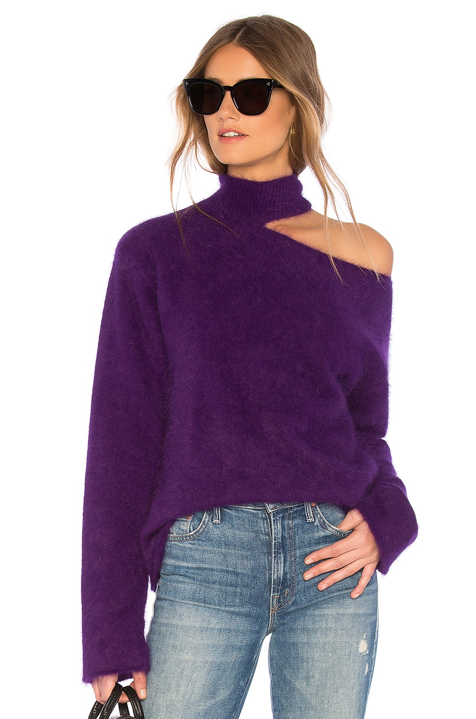 Langley Mohair Sweater