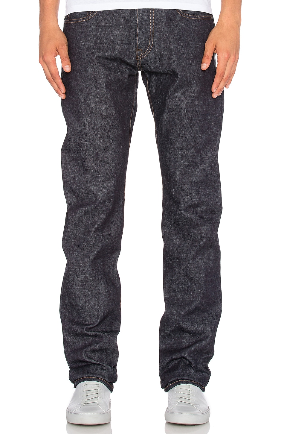 Rogue Territory Stanton 14.50oz Japanese Selvedge in Indigo