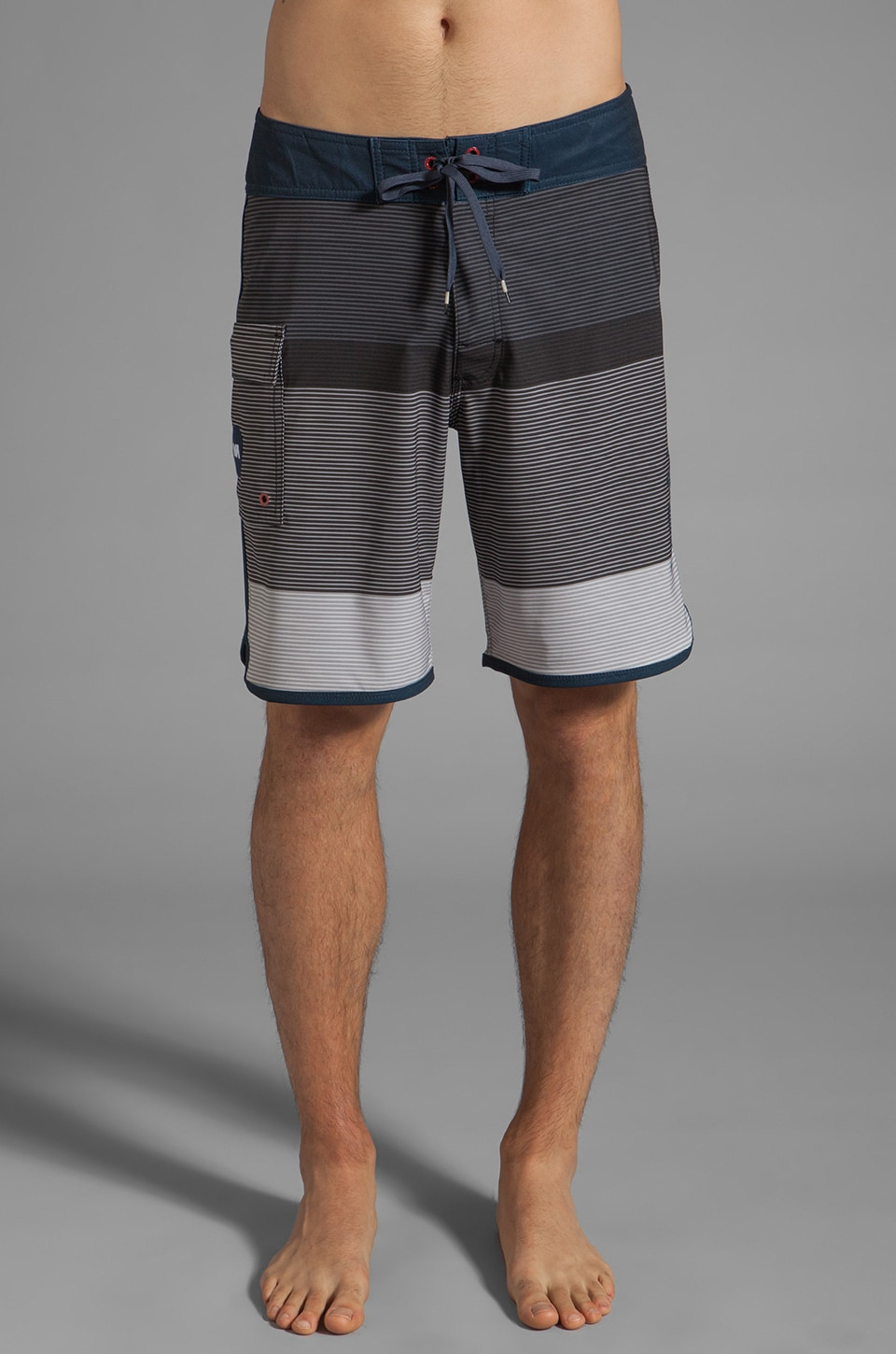 RVCA Commander Trunk in Pavement