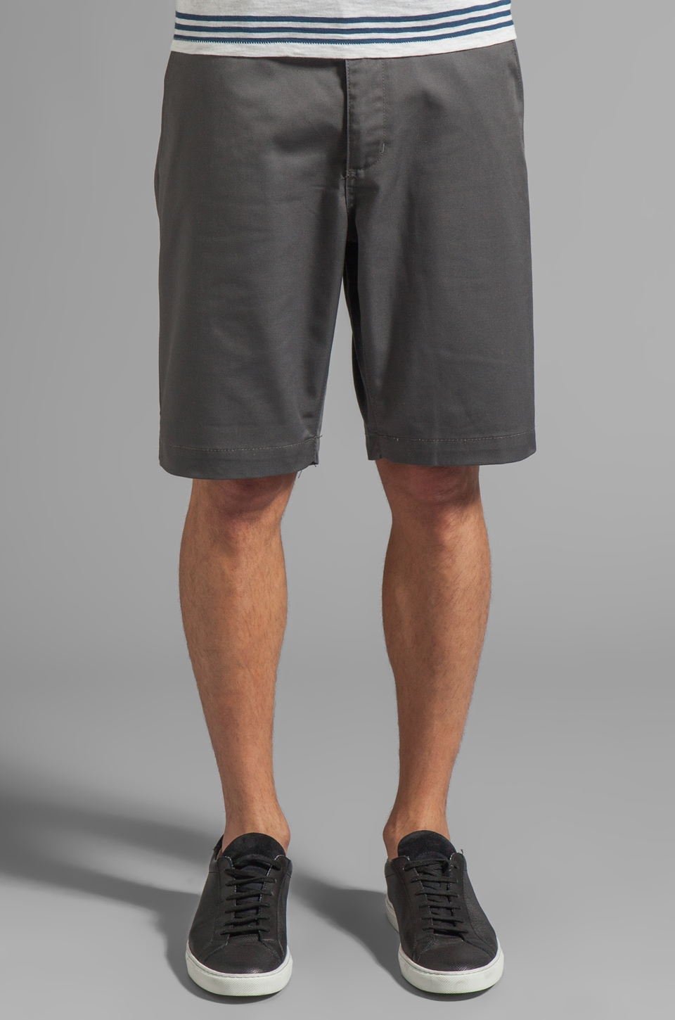 RVCA Sunday Chino Short in Pavement