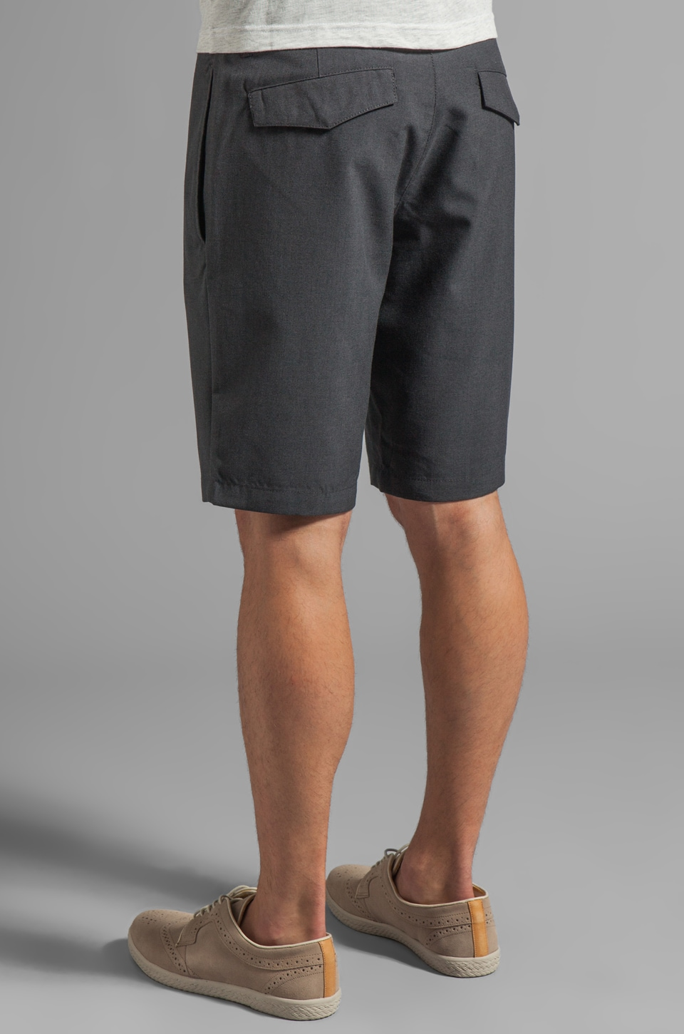 "RVCA Marrow Short III 20"" in Black"