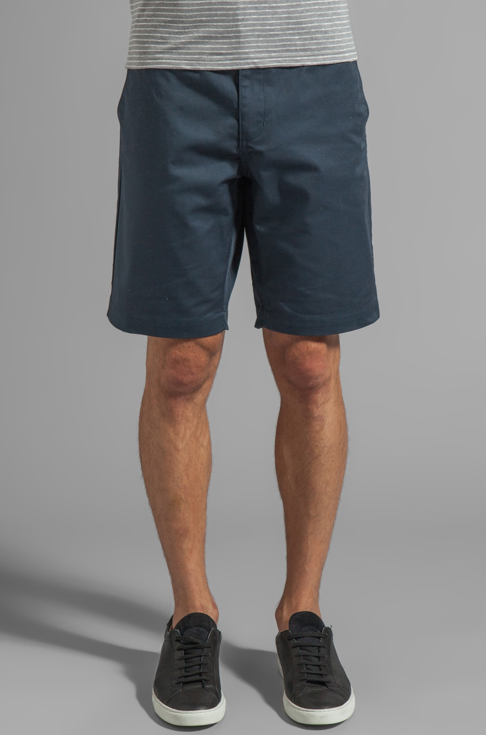 RVCA Sunday Chino Short in Midnight