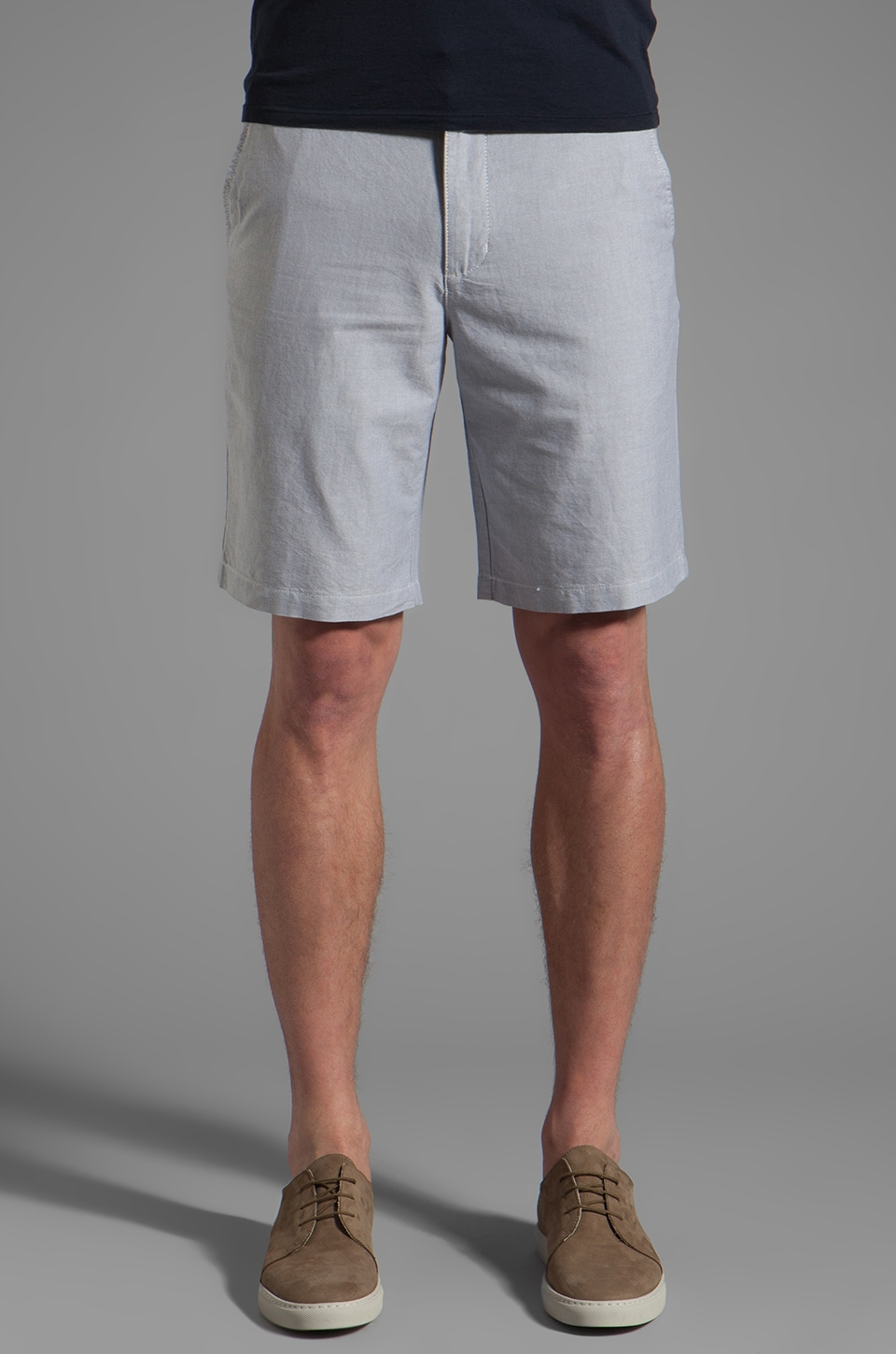 RVCA OXO Short II in Gray