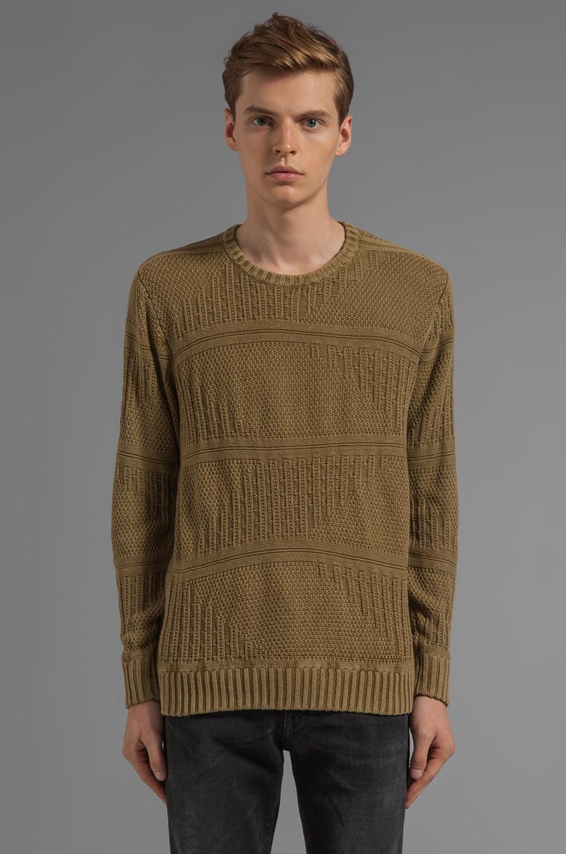 RVCA X Alex Knost Signature Collection Boutique Sweater in Avocado