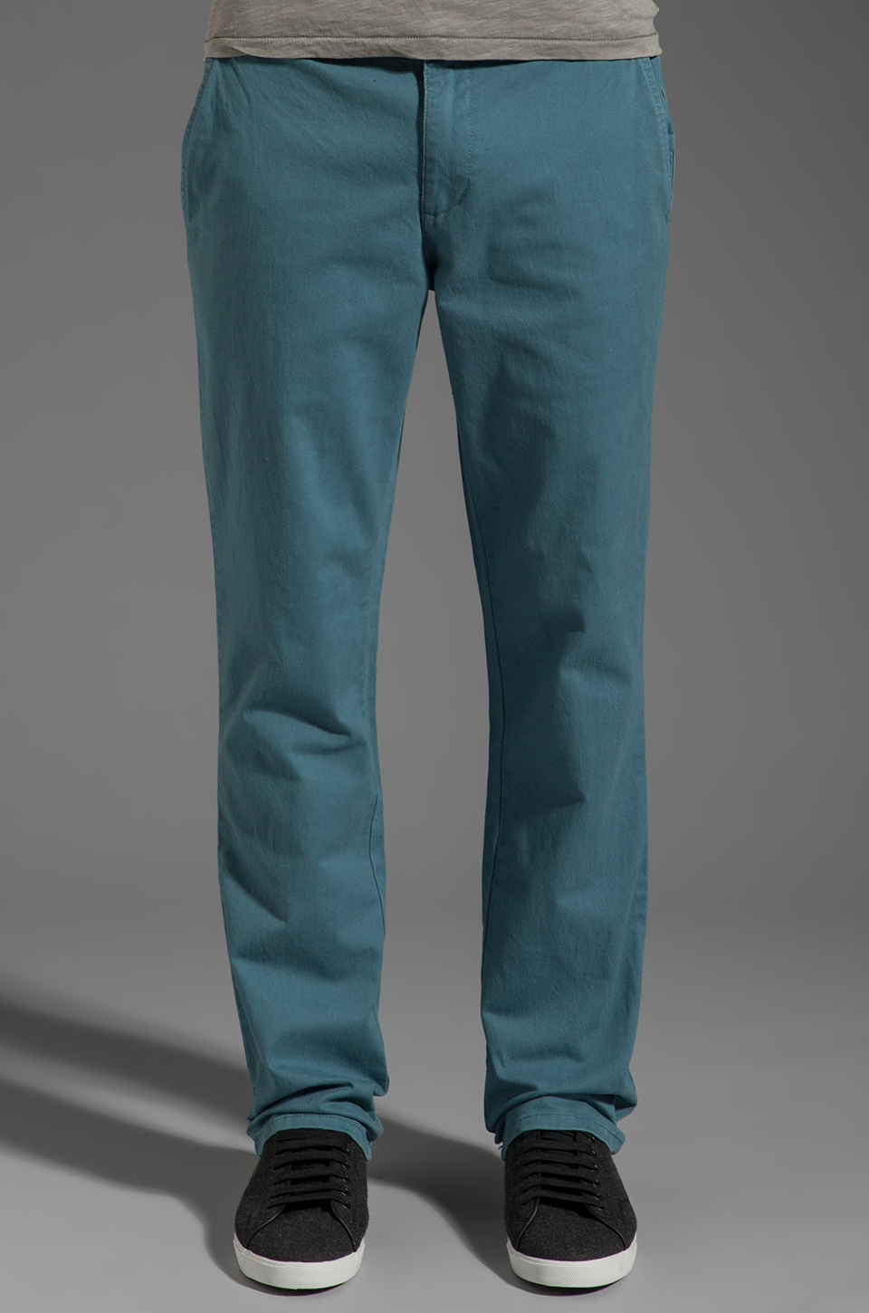 RVCA All Time Chino Pant in Aegean Blue