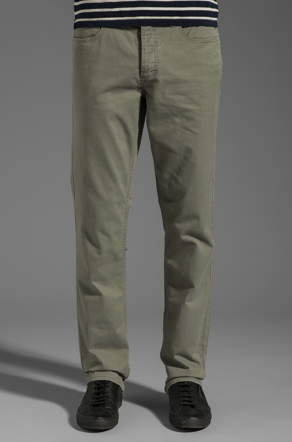 RVCA Stay RVCA Pant in Olive Mute