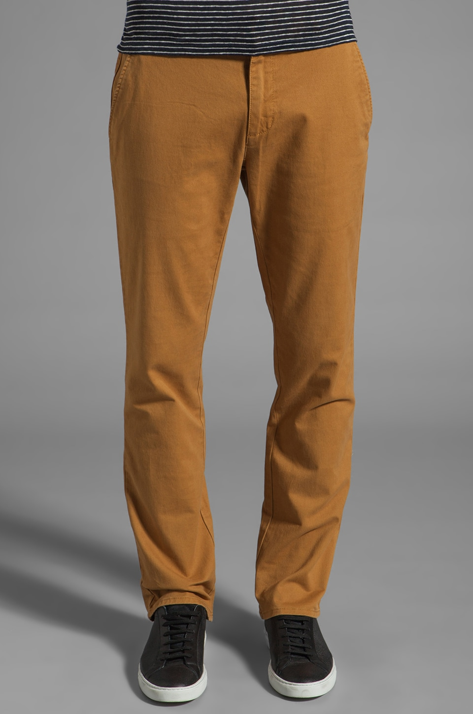RVCA All Time Chino Pant in Wheat