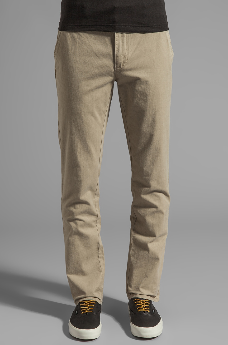 RVCA All Time Chino Pant in Khaki