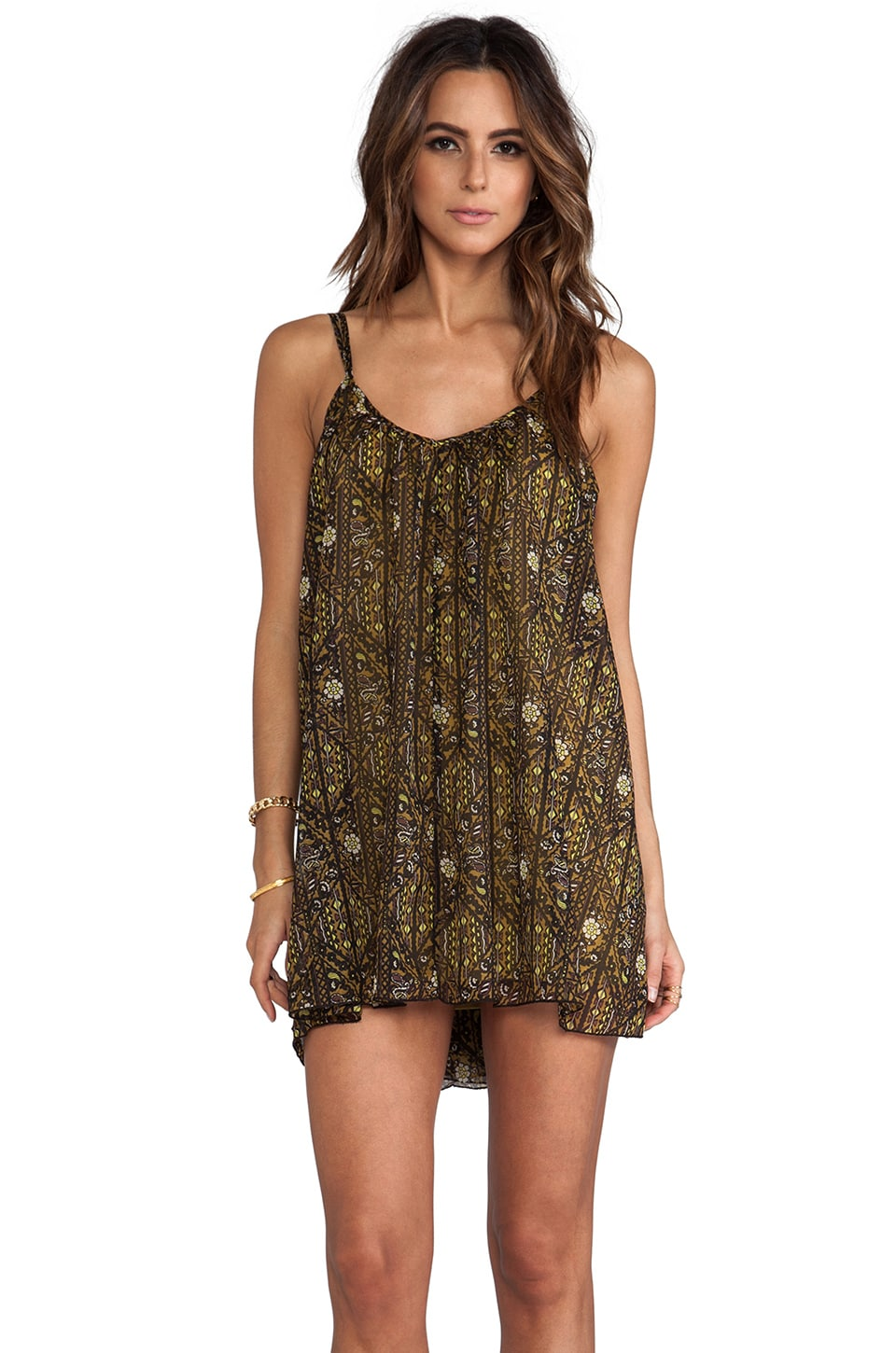 RVCA Garden Dress in Willow