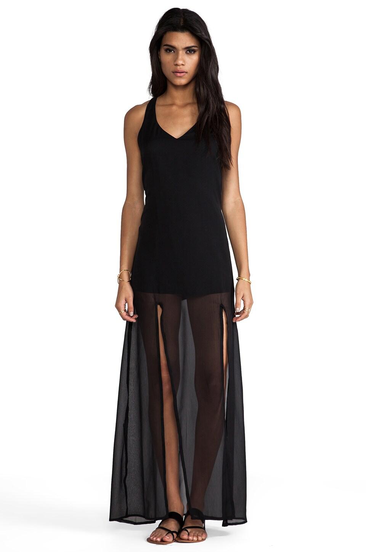 RVCA Glenn Dress in Black