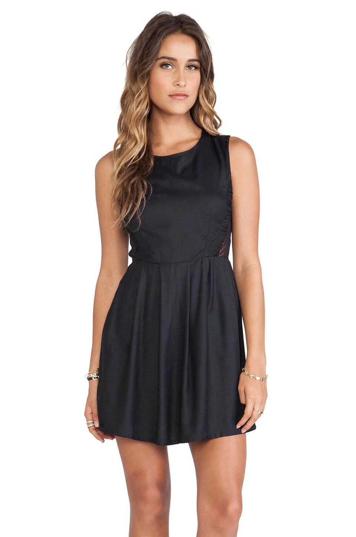 RVCA Woodruff Dress in Black