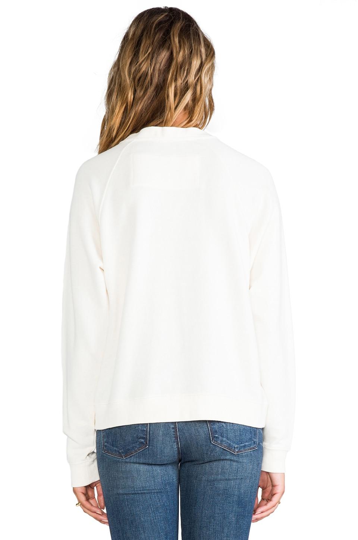 RVCA Sanderling Sweatshirt in Natural