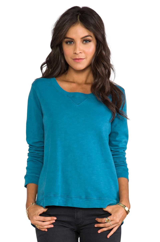 RVCA Anansia Sweatshirt in Legion Blue