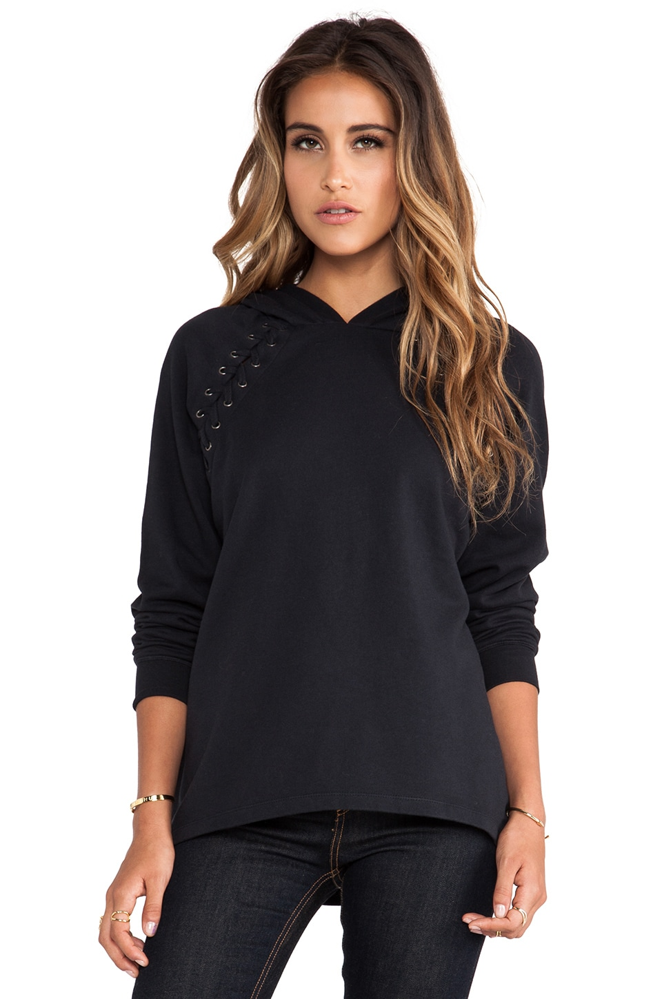 RVCA Soulfire Sweatshirt in Black